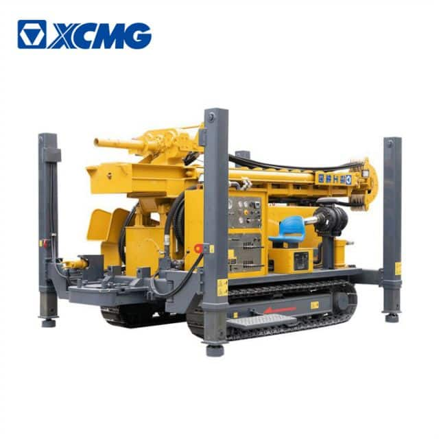 XCMG factory 700m deep water well drilling rig machine XSL7/360