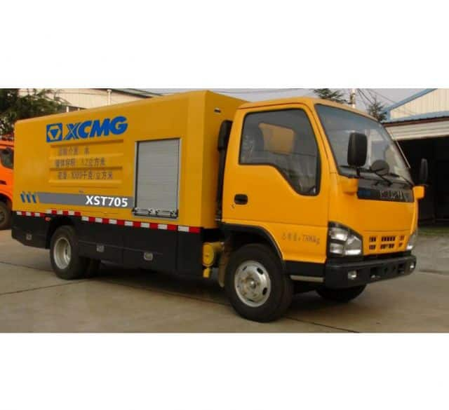 XCMG XST705 Sewer dredge cleaning vehicle
