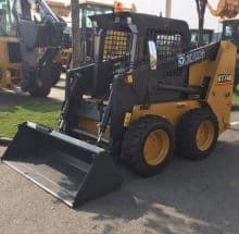 XCMG XT740 China 1 ton Mini Skid-Steer Loader For Sale
