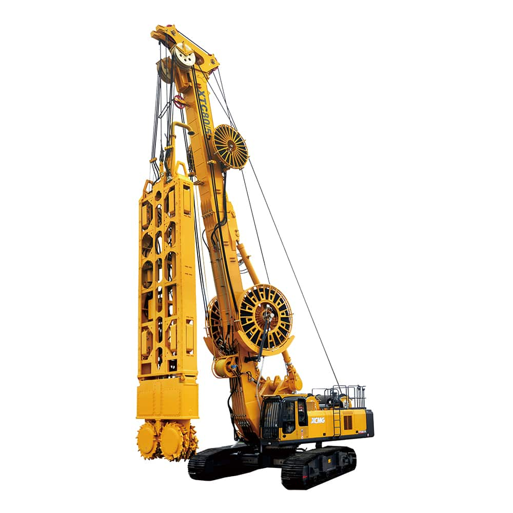 XCMG Trench Cutter Machine XTC80-55 Diaphragm Wall Grab for sale