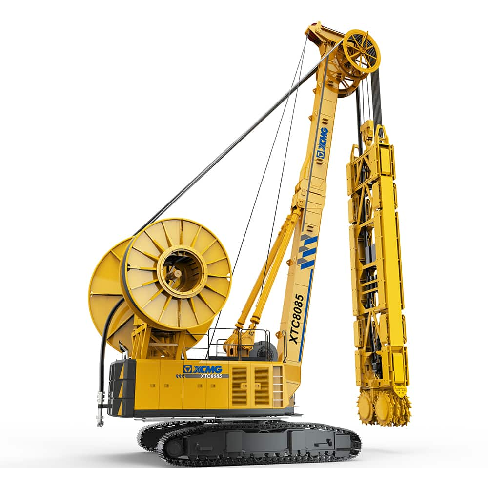 XCMG Official Manufacturer Trench Cutter Machine XTC80-85 Price