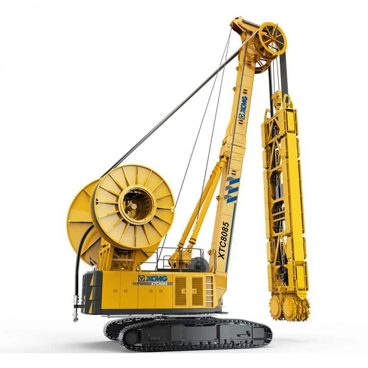 XCMG Official Manufacturer Trench Cutter XTC80-85 for sale