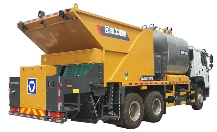 XCMG official manufacturer Asphalt Synchronous Chip Sealer road construction XTF1003 for sale