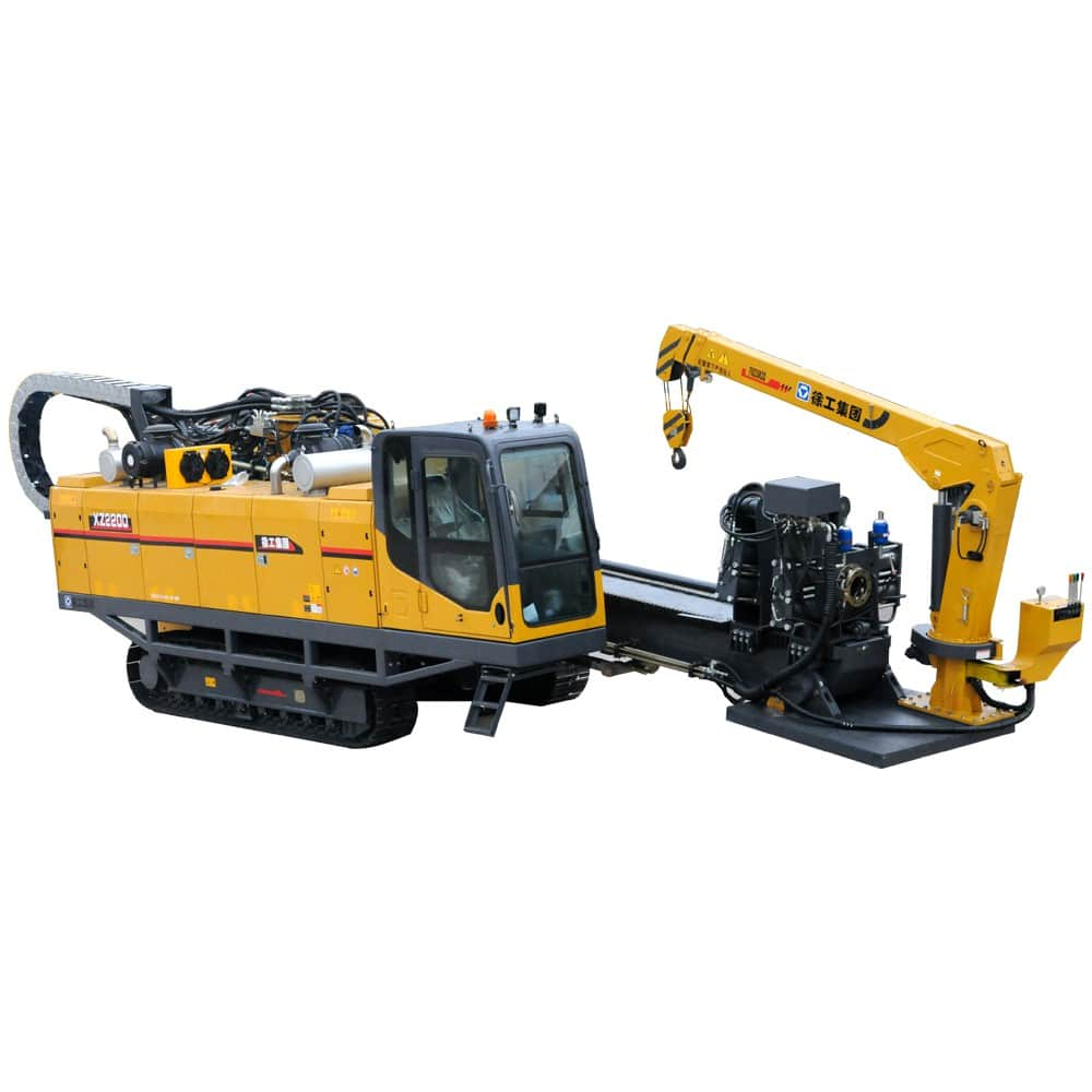 XCMG Official XZ2200 Horizontal Directional Drill (HDD)