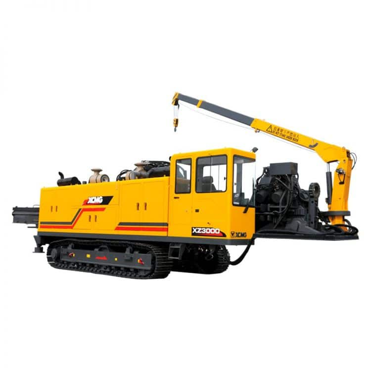 XCMG Official XZ3000 Horizontal Directional Drill (HDD)