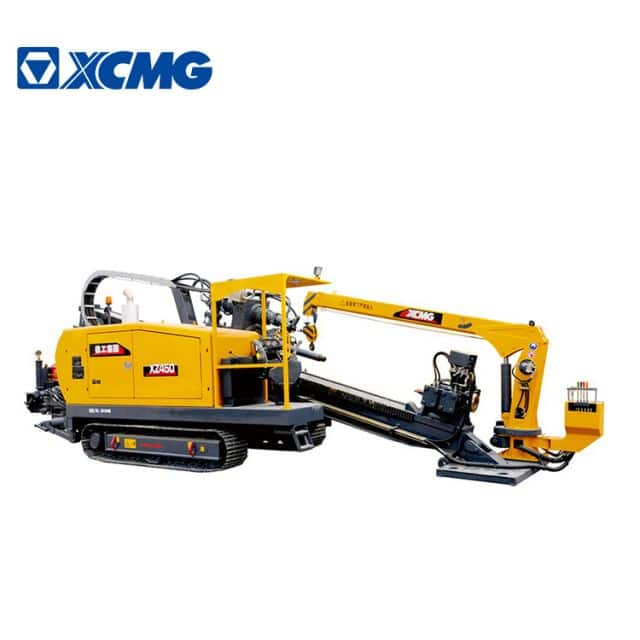 XCMG Official HDD Machine XZ450 Horizontal Directional Drilling with Cummins Engine