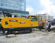XCMG Official hdd drill rig XZ450 Horizontal Directional Drilling rig machine price