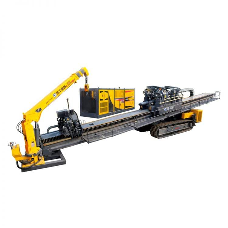 XCMG Official XZ5000 Horizontal Directional Drill (HDD)
