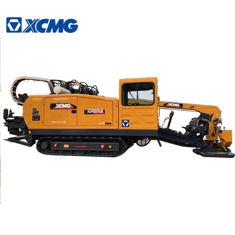 XCMG Official XZ450 Plus HDD Machine Hydraulic Horizontal Directional Drilling Rig
