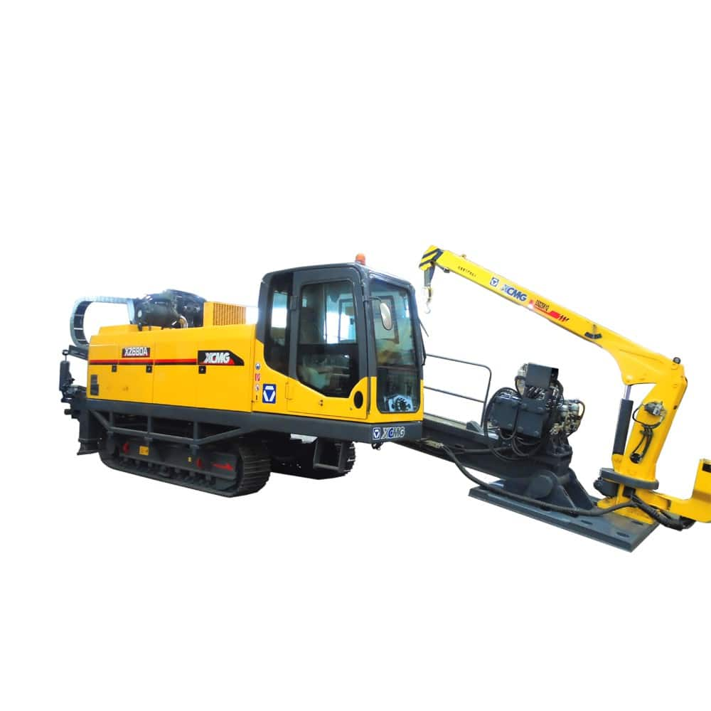 XCMG Official XZ680A Horizontal Directional Drill (HDD)