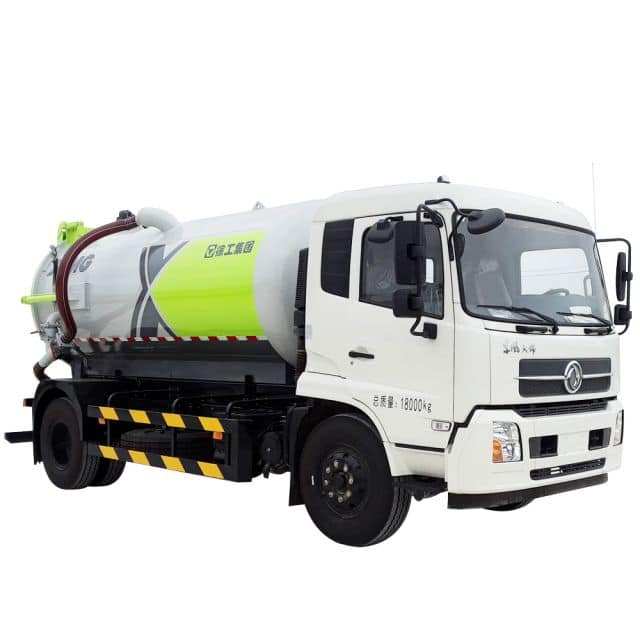 XCMG Official XZJ5070GXWD5 Suction Truck for sale