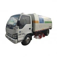 XCMG Official Manufacturer 3 tons Road Sweeper XZJ5071TSLQ5 for sale