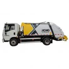 XCMG Official Manufacturer Compressed Garbagetruck XZJ5080ZYSNBEV for sale