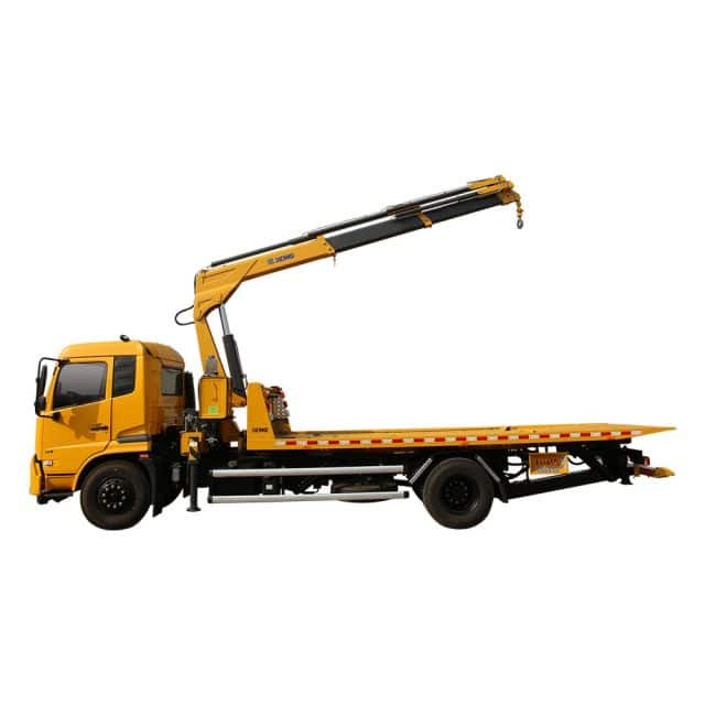 XCMG Official XZJ5120TQZD5 Flatbed type for sale