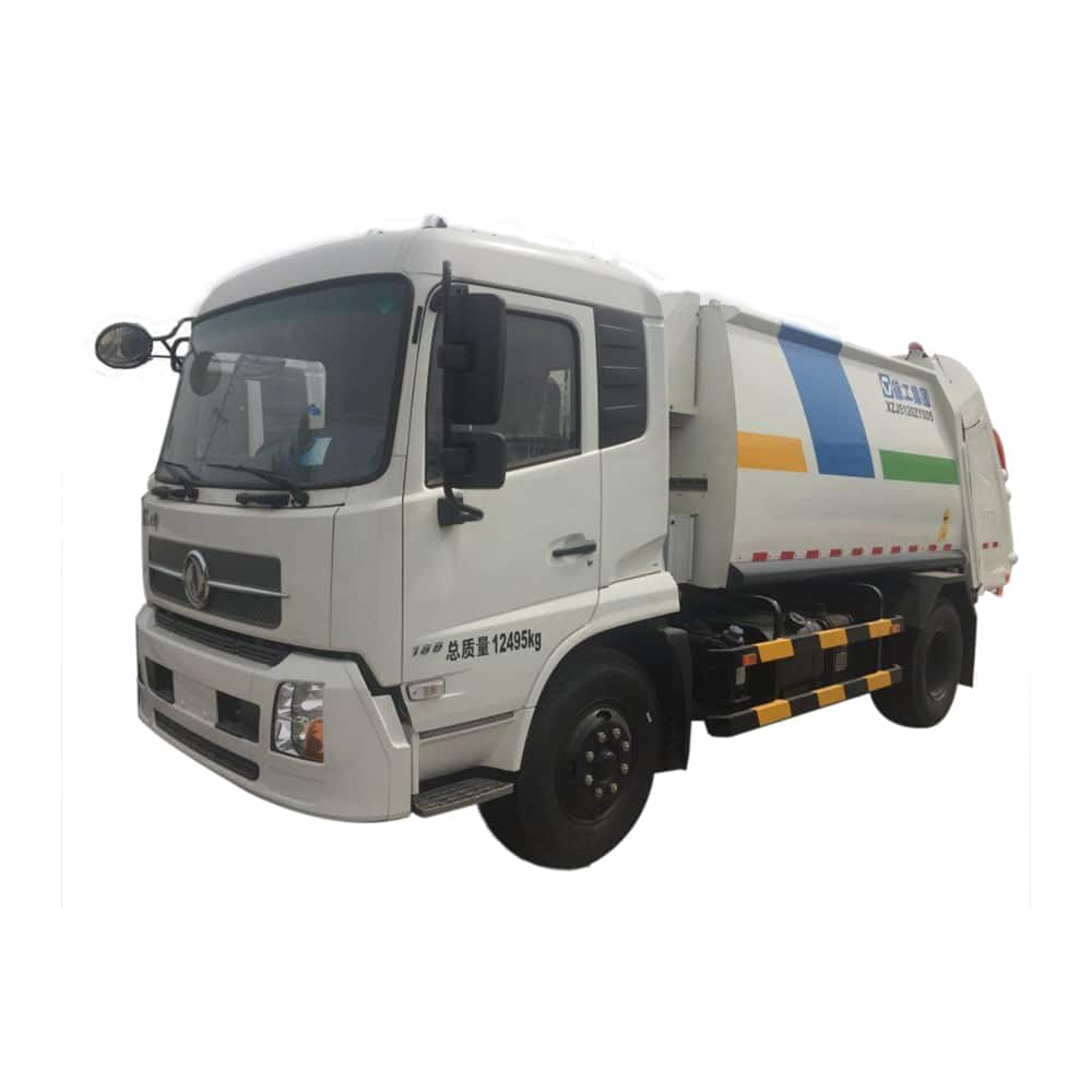 XCMG Official Manufacturer 5 tons Compressed Garbage truck XZJ5120ZYSD5 for sale