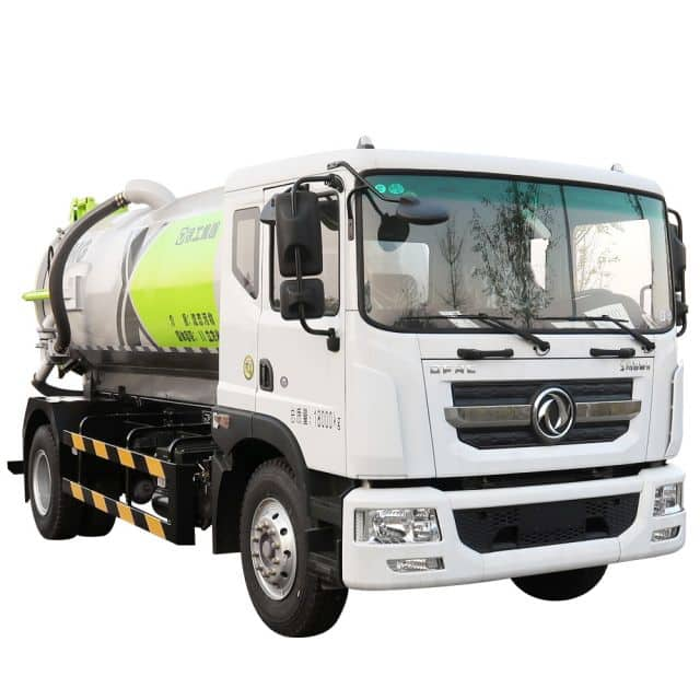 XCMG Official XZJ5160GXWD5 Suction Truck for sale