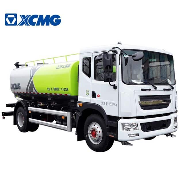 XCMG official 8tons sprinkler-sweeping truck XZJ5161GPSD5 road water spraying vehicle price