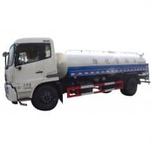 XCMG Official Manufacturer 8 tons Waste Spraying Truck XZJ5161GPSD5 for sale