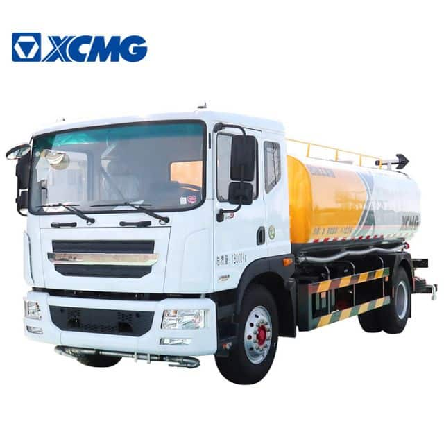 XCMG official sprinkler cleaning truck XZJ5180GSSD5 road sanitation cleaning machinery for sale