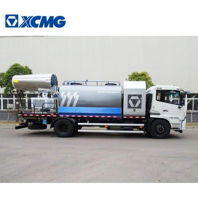 China XCMG Disinfection Spray Vehicle for Air Sterilization and Disinfection