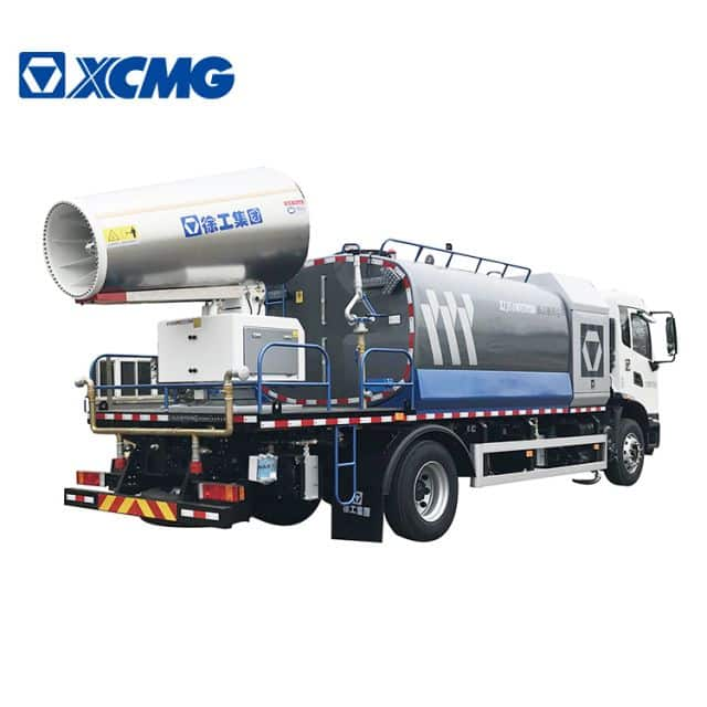 XCMG new truck mounted disinfection equipment for urban air disinfection