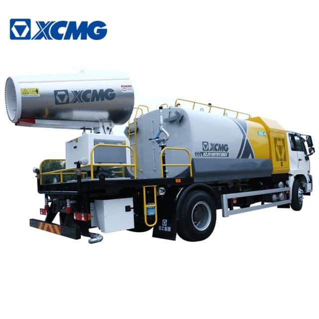 XCMG multifunction dust suppression truck with disinfection spray equipment