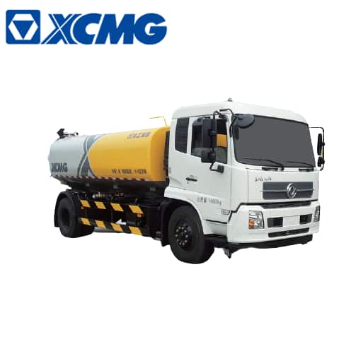 XCMG official new 8 ton low pressure clean truck road cleaning machine XZJ5183GQXD5 for sale