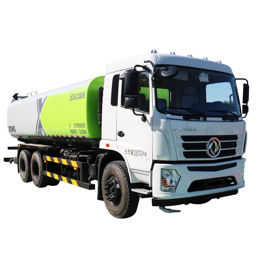 XCMG Official XZJ5250GSSD5 Green Spray Truck for sale