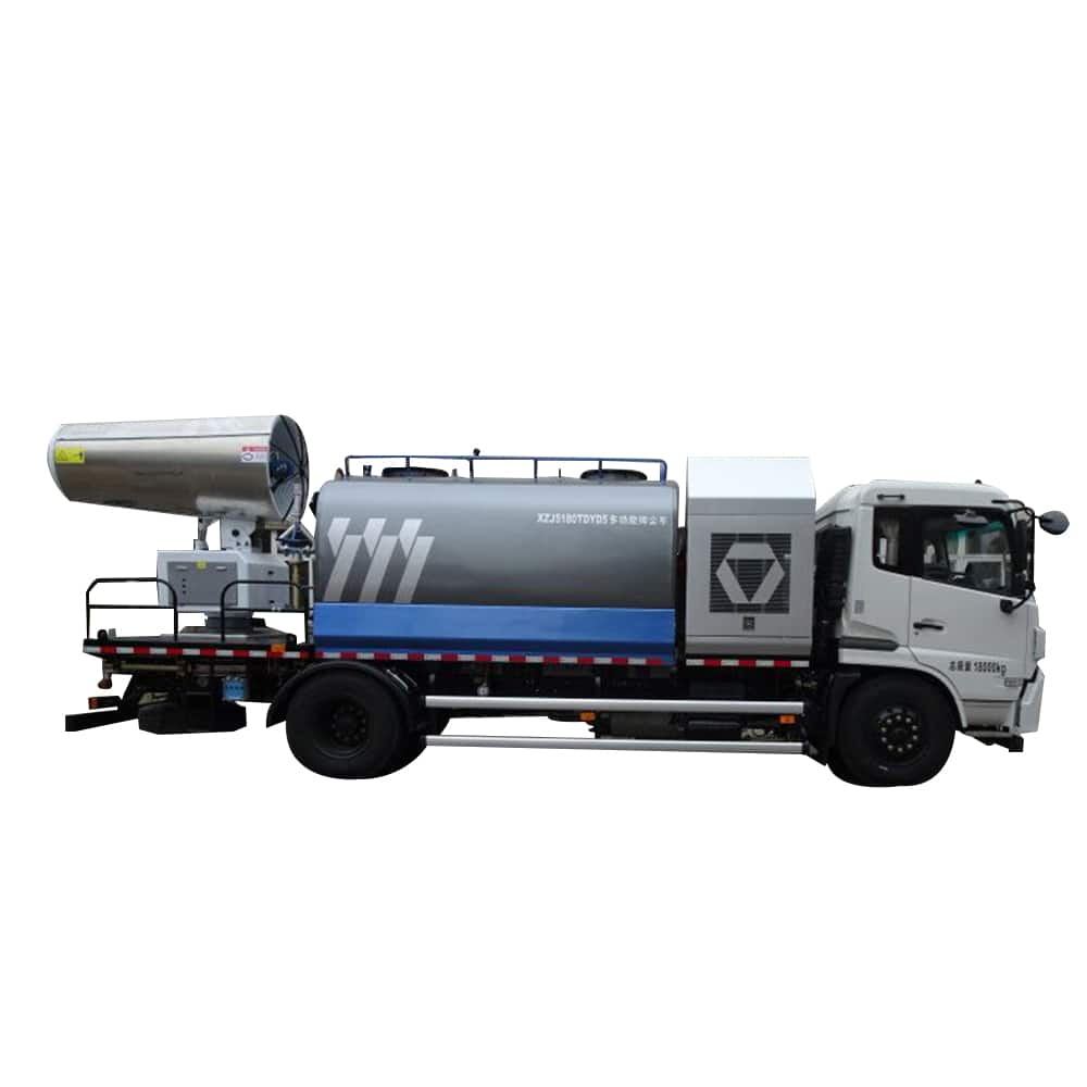 XCMG Official 12 tons Multifunctional Dust Suppression Vehicle XZJ5250TDYD5