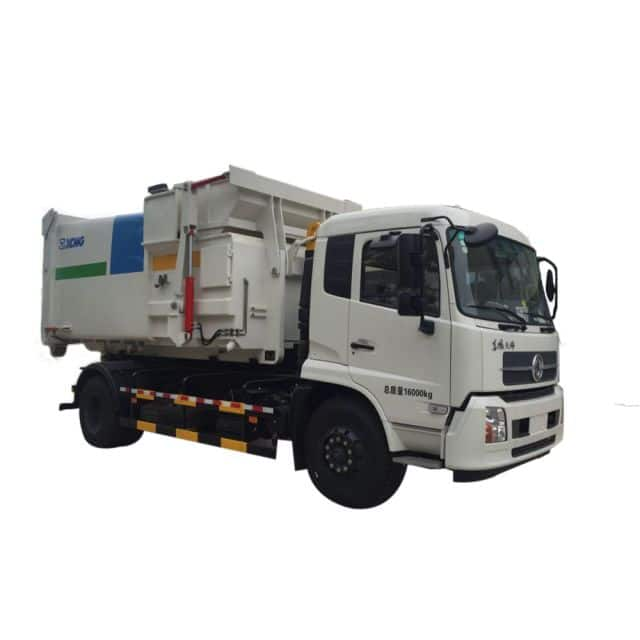 XCMG Official 20 tons Detachable container garbage truck XZJ5250ZXXD5