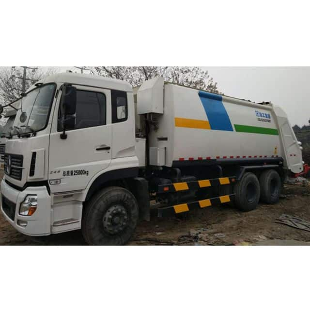 XCMG Official Manufacturer 12 tons Compressed Garbage Truck XZJ5250ZYSD5