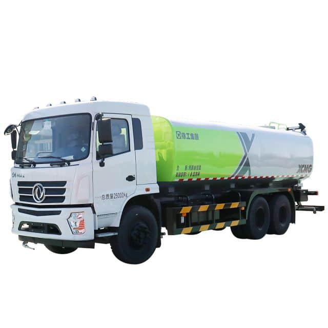 XCMG Official XZJ5251GSSD5 Green Spray Truck for sale
