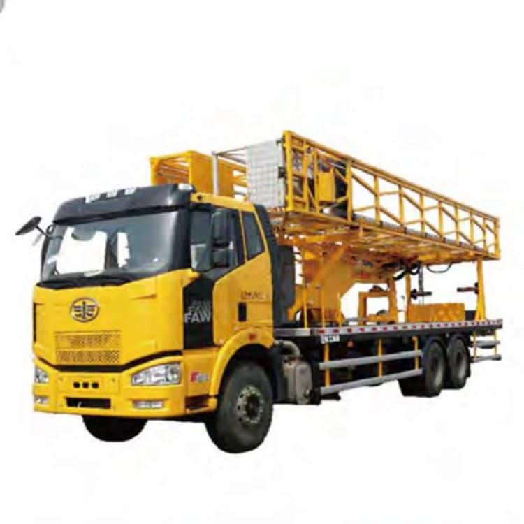 XCMG Official XZJ5251JQJC4 14/18m Bridge Inspection Truck