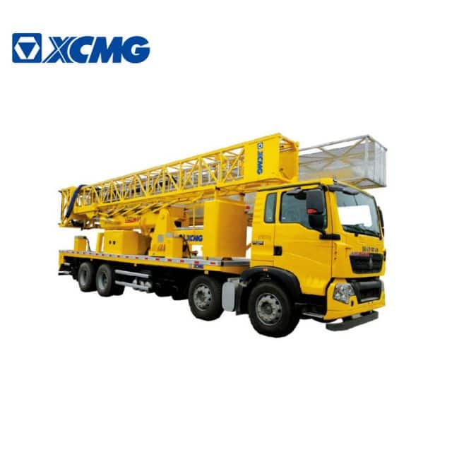 XCMG official 20m bridge inspection truck XZJ5311JQJZ5 with factory price
