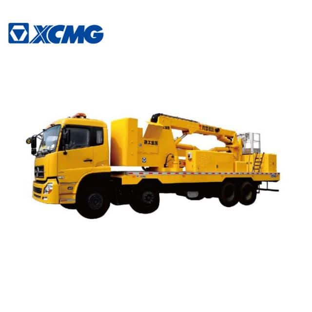 XCMG official 16m small bridge inspection truck XZJ5316JQJD5 China bridge inspection vehicle price