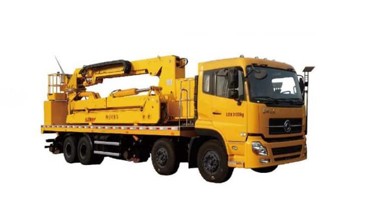 XCMG official 16m small bridge inspection truck XZJ5316JQJD5 China bridge inspection vehicle price