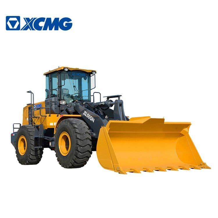 XCMG ZL50GN new 5 ton small payloader construction equipment price