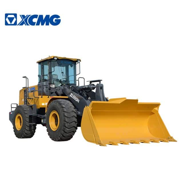 XCMG 5 ton wheel loader  ZL50GN China rc payloader for sale