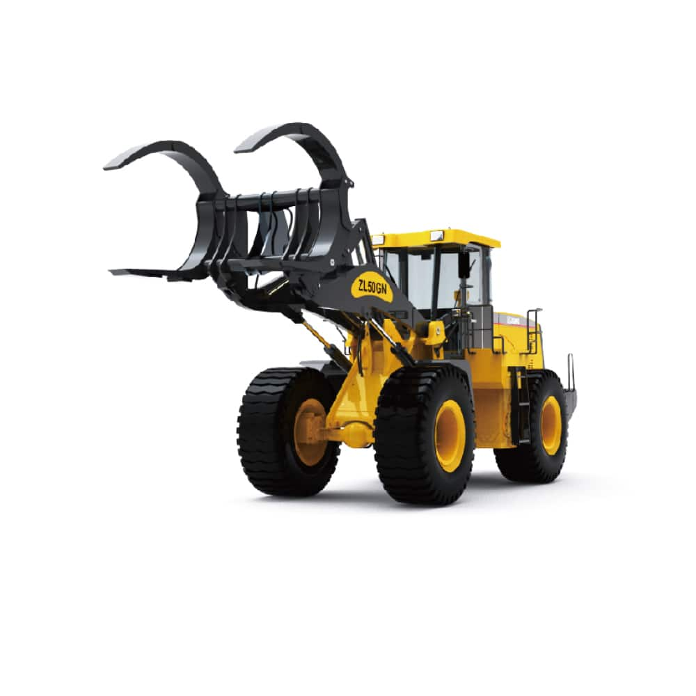 XCMG Official Manufacturer Forestry Clamp Loaders ZL50GN for sale