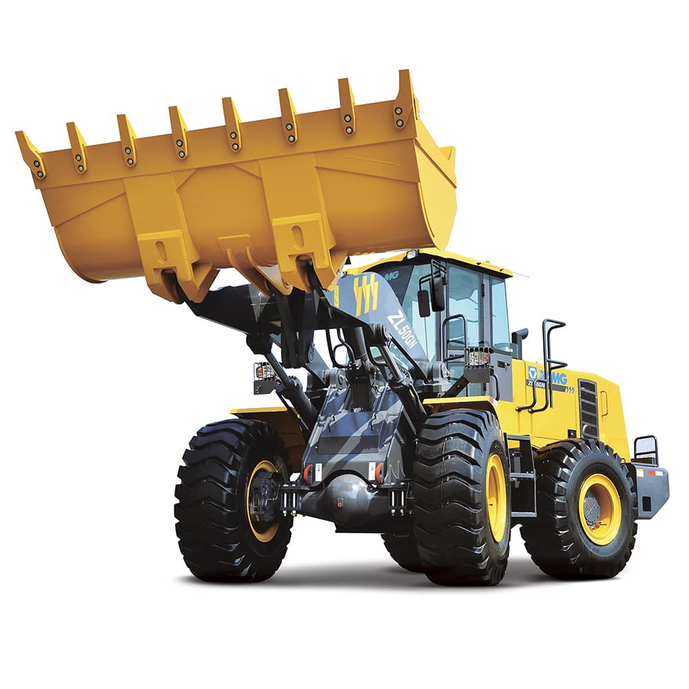 XCMG Official 5ton wheel loader ZL50GN in stock 2017