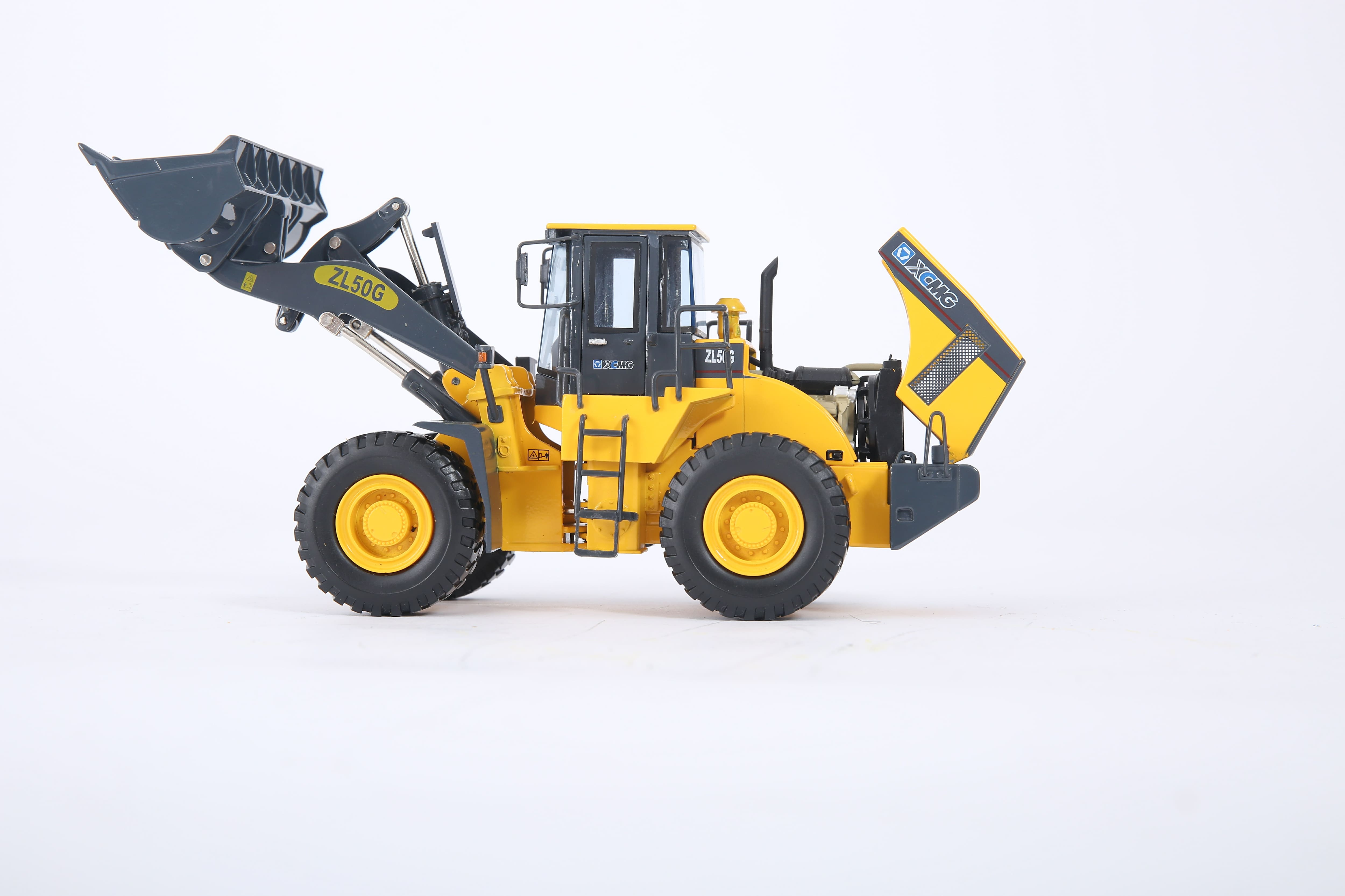 XCMG Wheel Loader ZL50G Model (1:35)