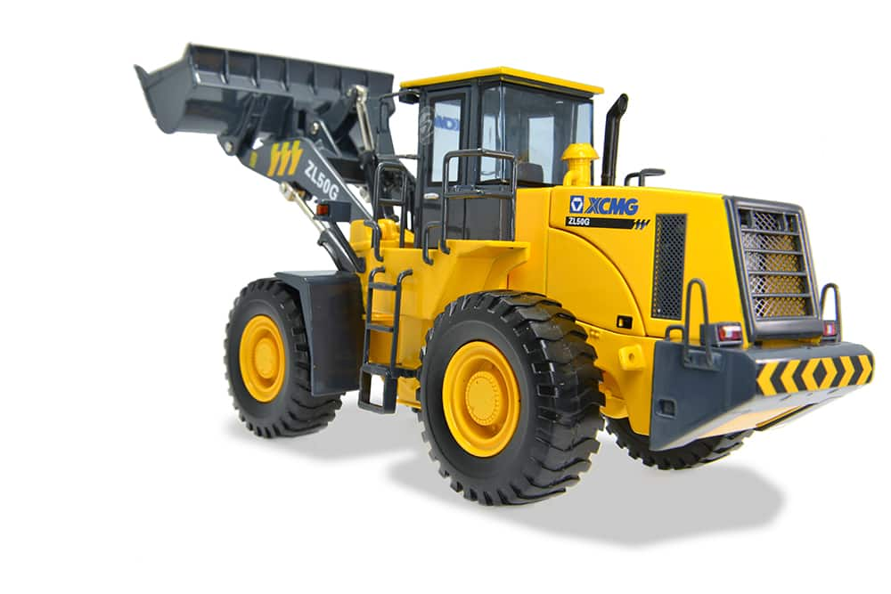 XCMG Wheel Loader ZL50G Model (1:35)