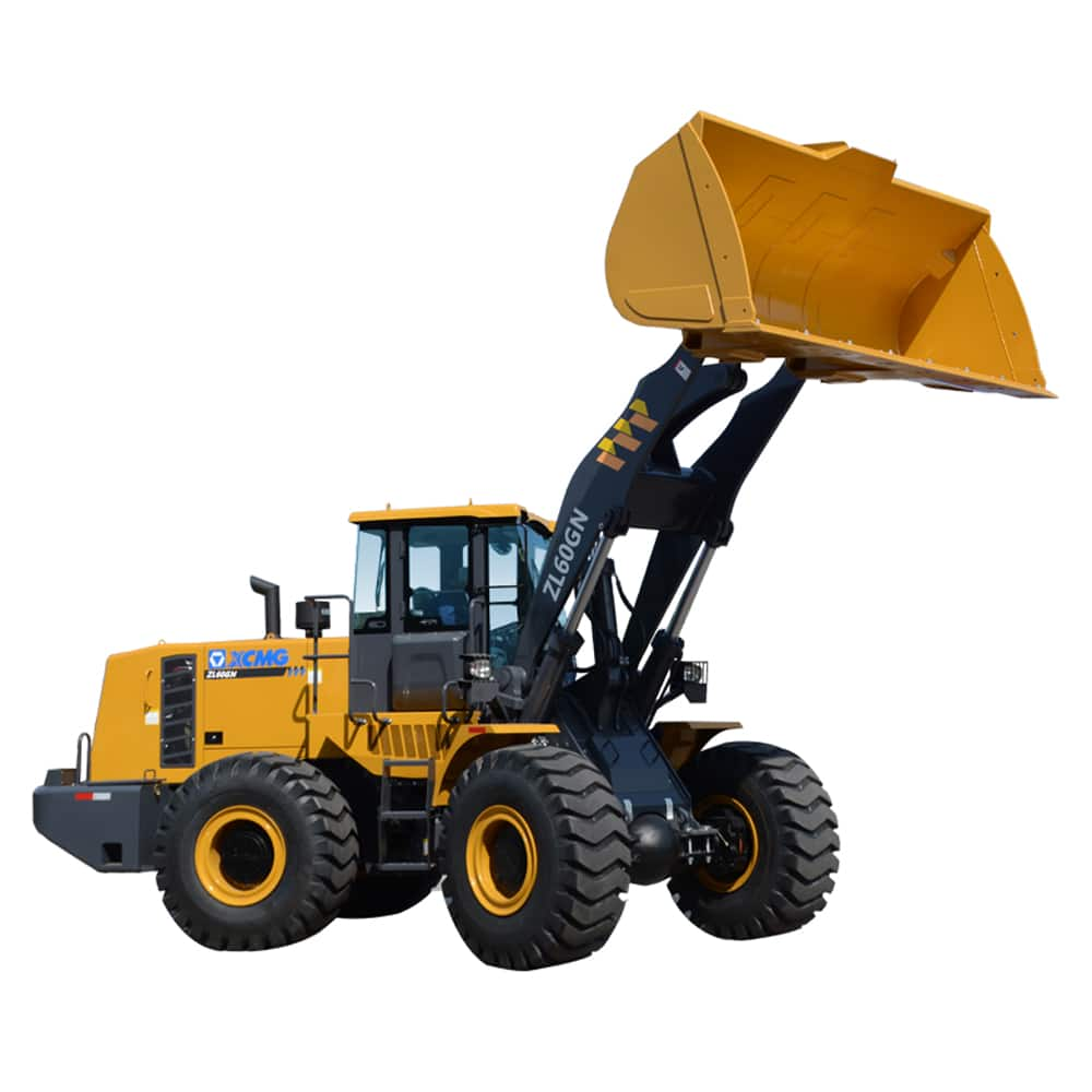 XCMG Official ZL60GN Wheel Loader for sale