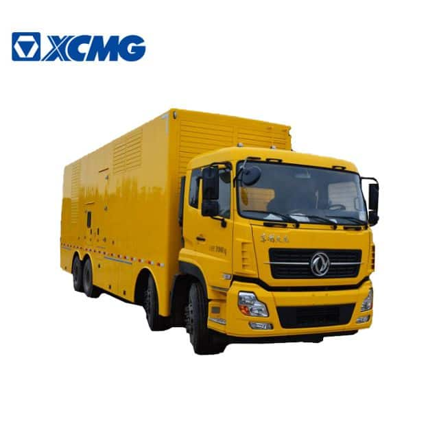 XCMG power supply vehicle JKF5160XDYH emergency power supply vehicle with Dongfeng chassis price