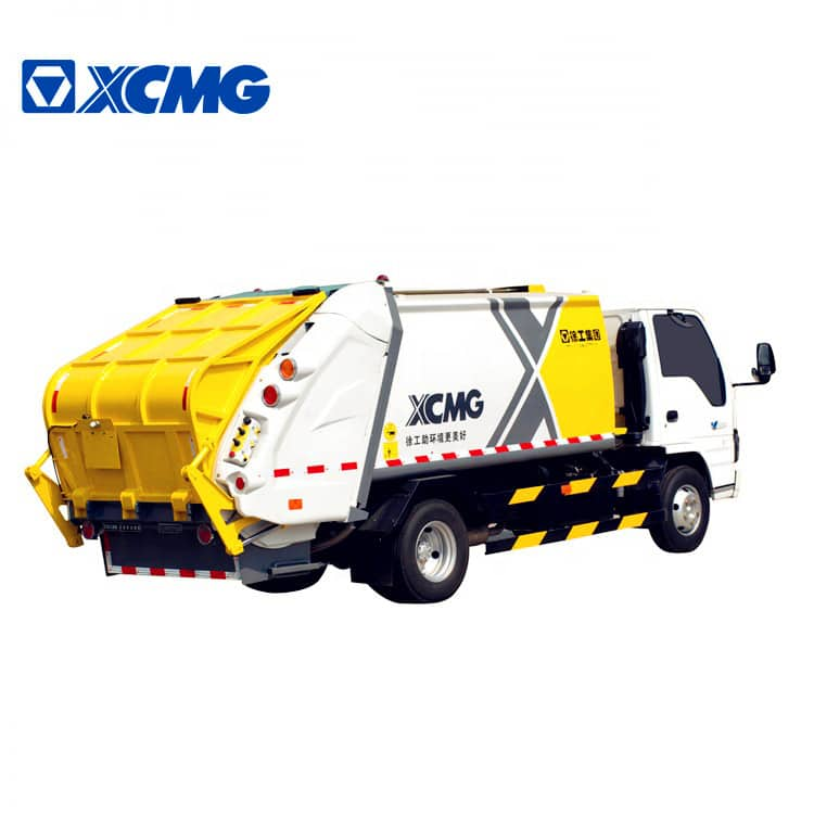 XCMG official new compressed garbage truck XZJ5070ZYSQ5 for sale