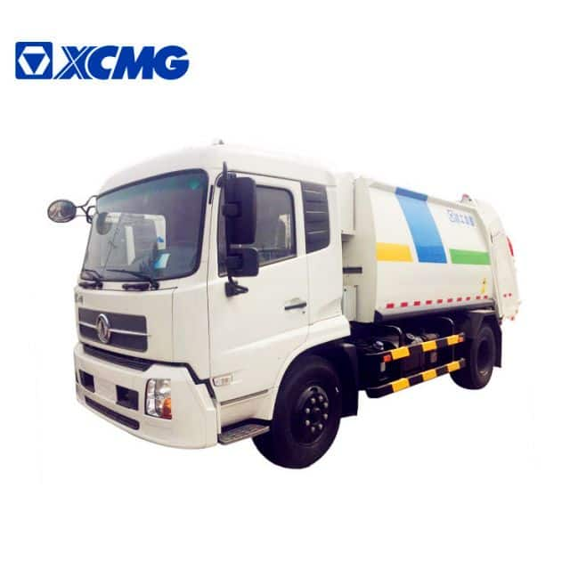 XCMG official new XZJ5180ZYSD5 compressed garbage truck hot sale
