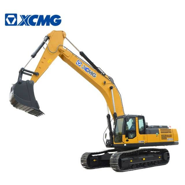 XCMG hydraulic crawler excavator XE370CA 37 ton large high quality crawler excavator for sale