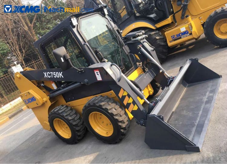 XCMG mini track skid steer loader for sale