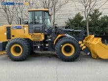 XCMG loader 5 ton ZL50GN / LW500FN / LW500KN Wheel Loader price