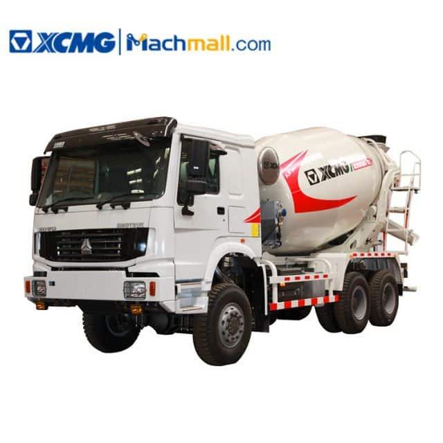 XCMG Official 8cbm Concrete Truck Mixer G08K New Cement Mixer price